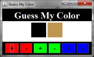 More do it yourself java games learn more learn the basics of java color window layout and clickable buttons as you build this game solutioingenieria Images